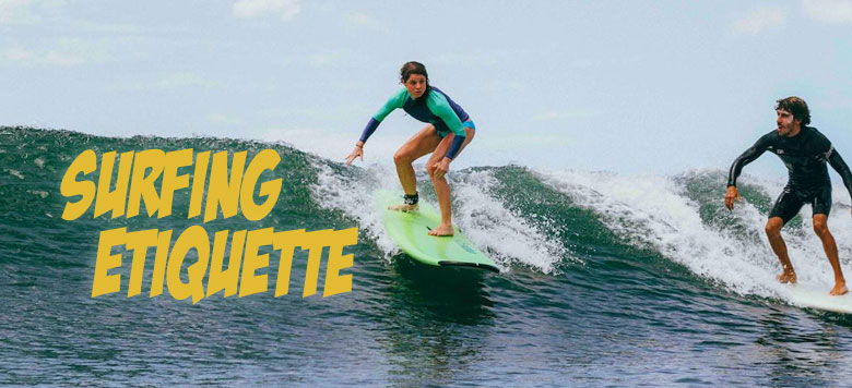Surfing Etiquette How To Behave In The Surf